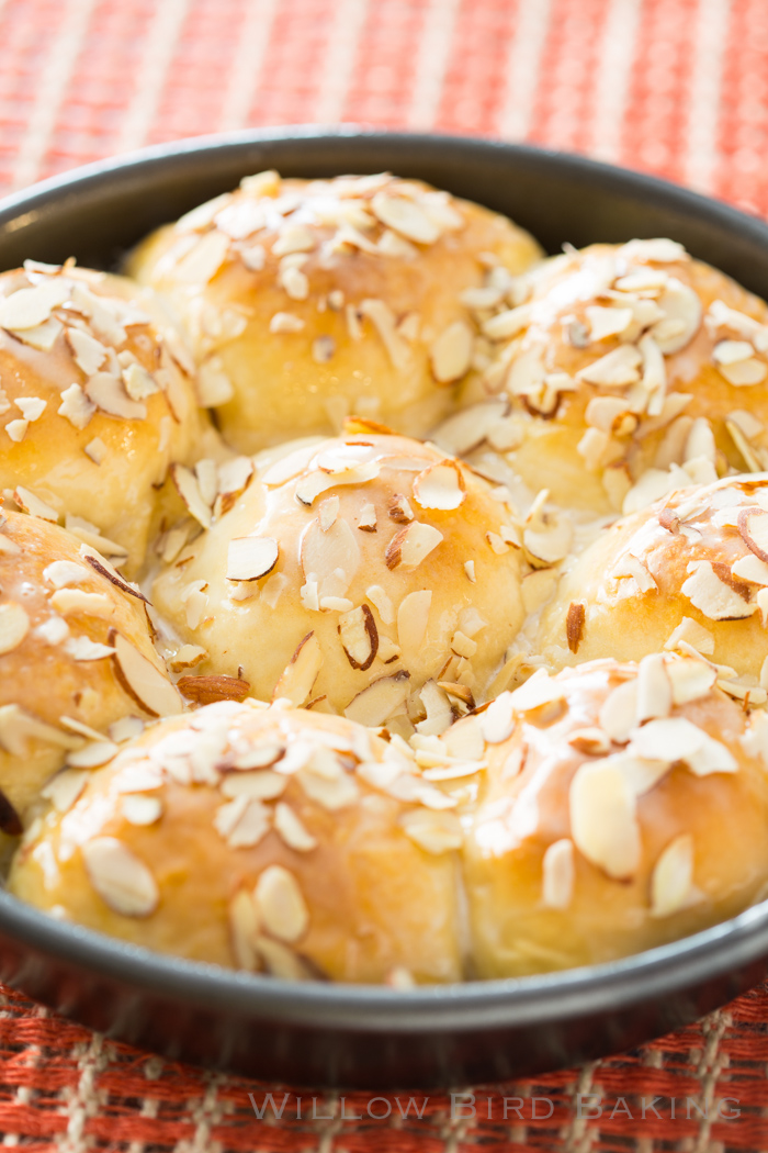 Almond Biscuit Bombs