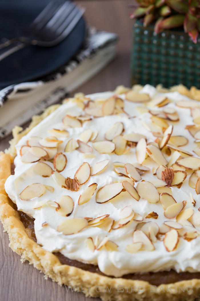 Almond Cream Tart