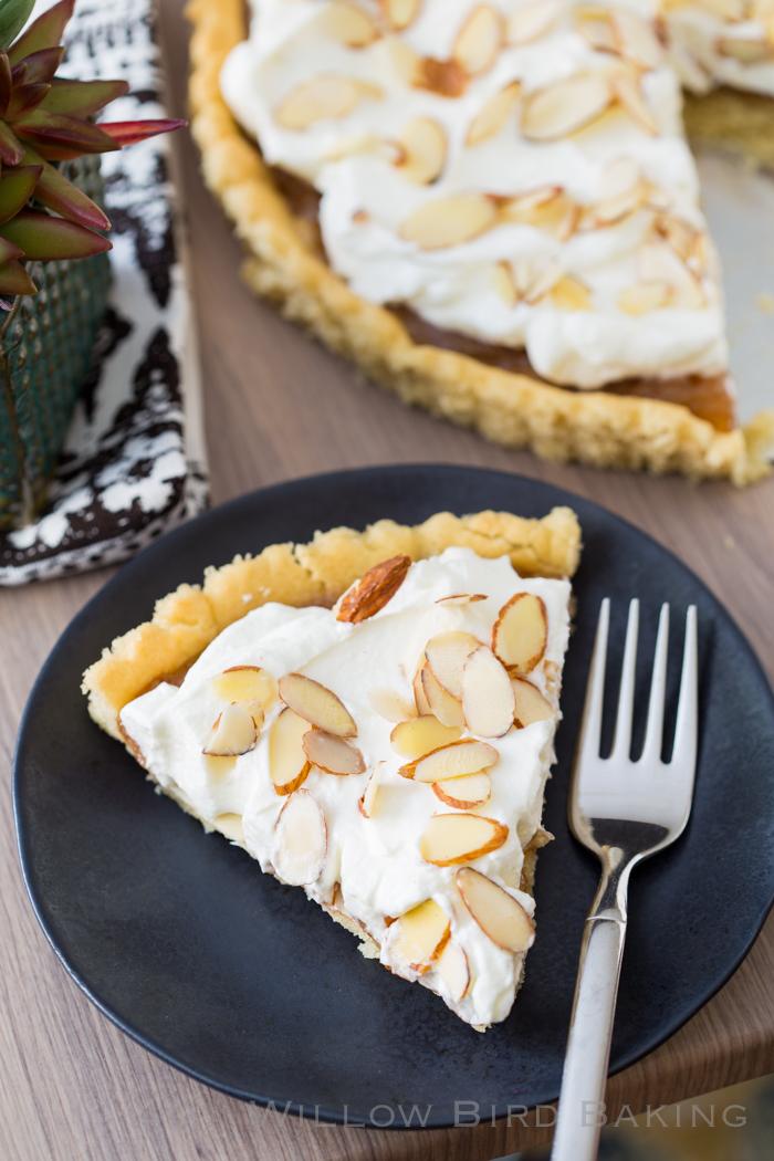 Almond Cream Tart