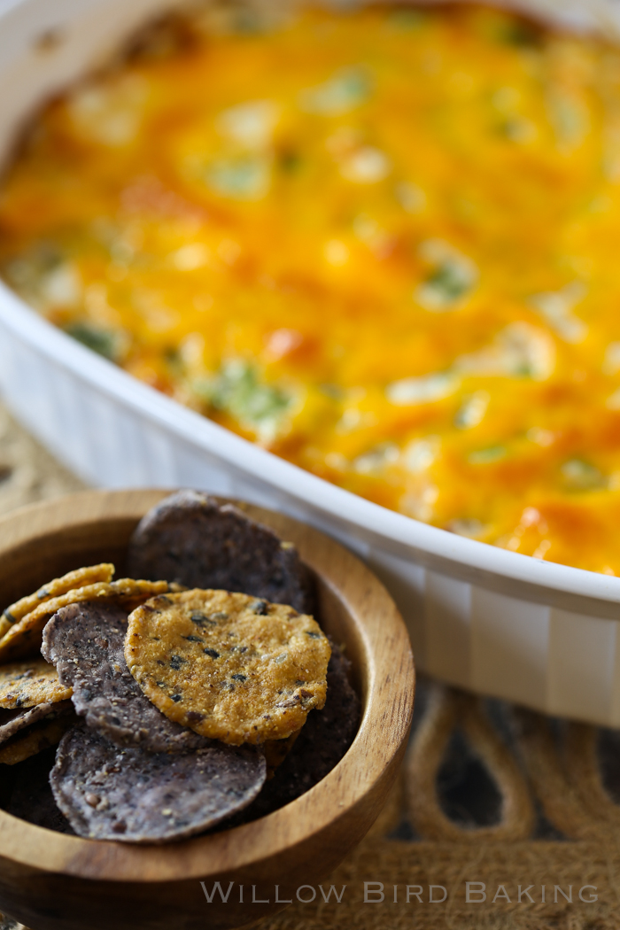 Creamy Broccoli Cheese Dip