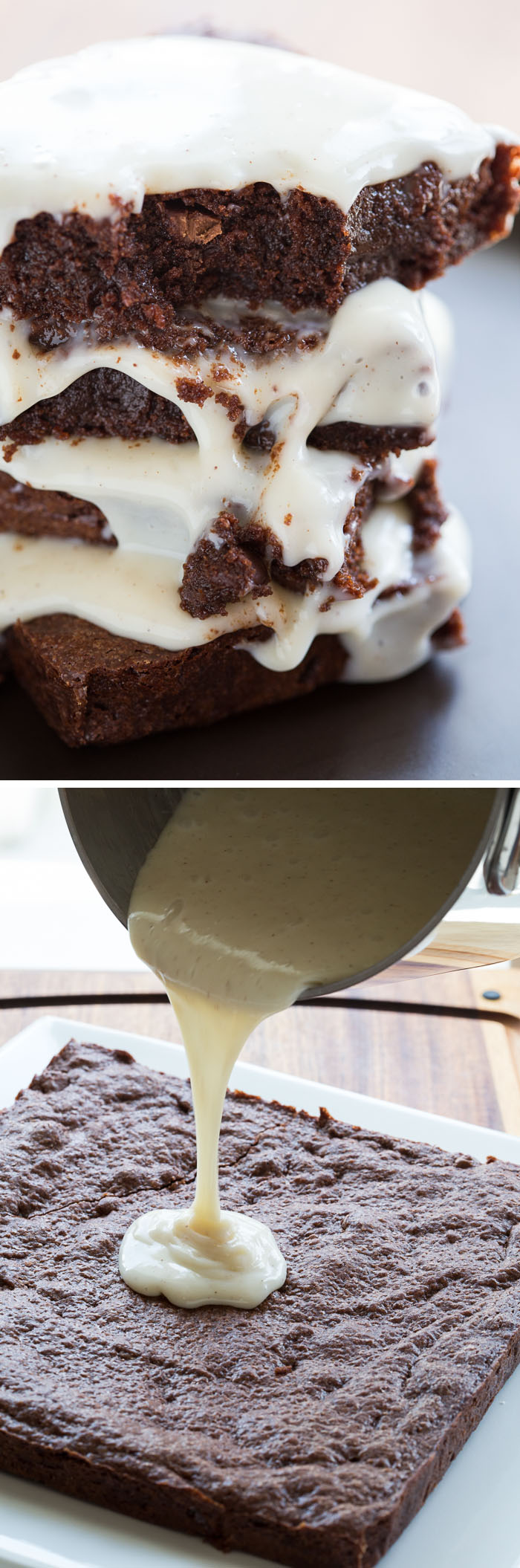 Milk Toast Brownies
