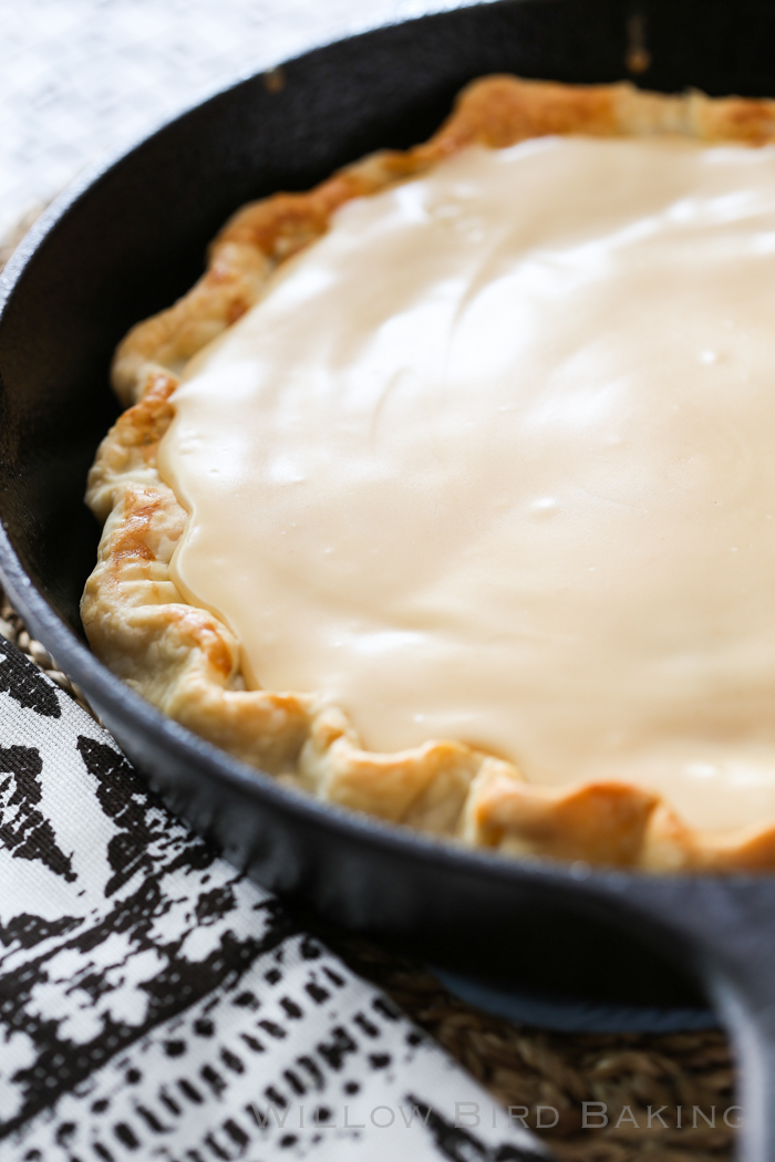 Brown Sugar Pop-Tart Pie