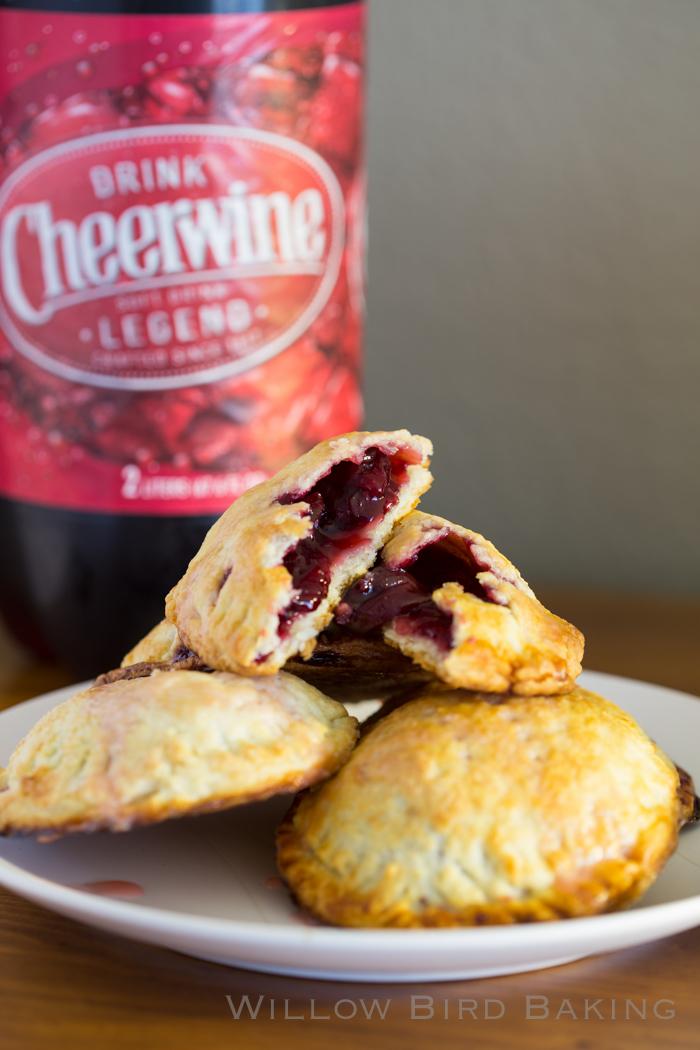 Cheerwine Hand Pies