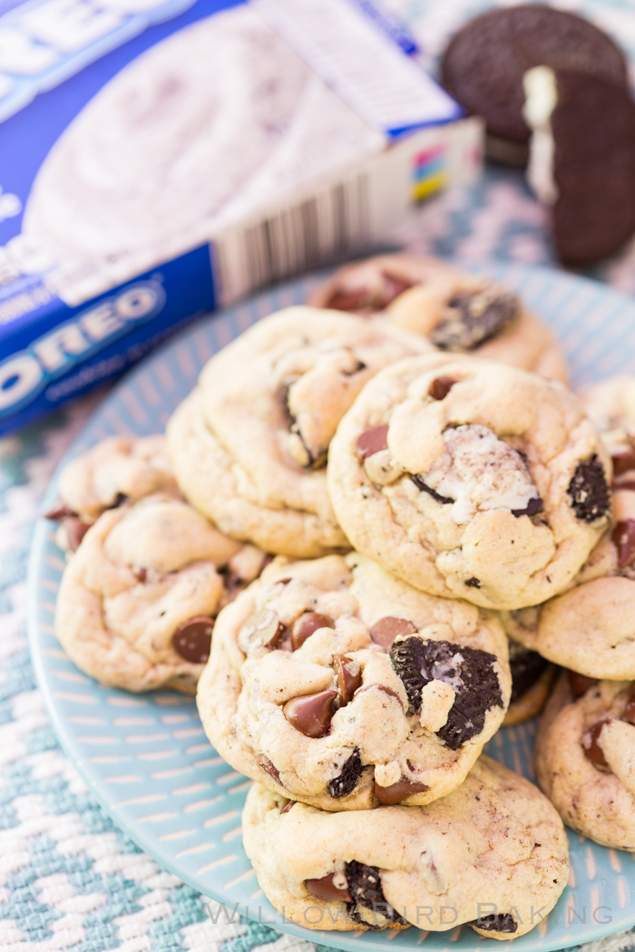 Cookies and Cream Pudding Mix Cookies