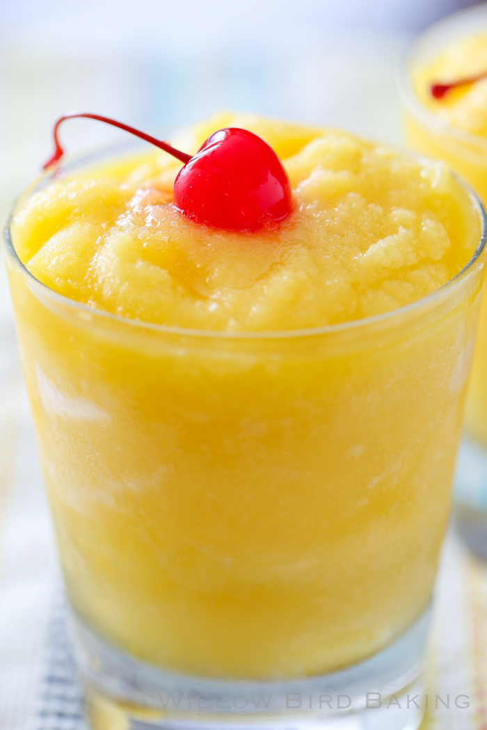 The Best Frozen Mimosas