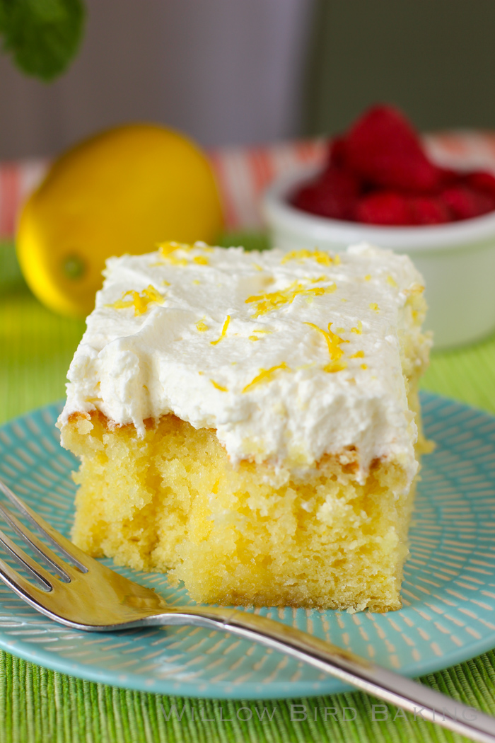 My Favorite Lemon Cake Recipes for Easter Sunday!