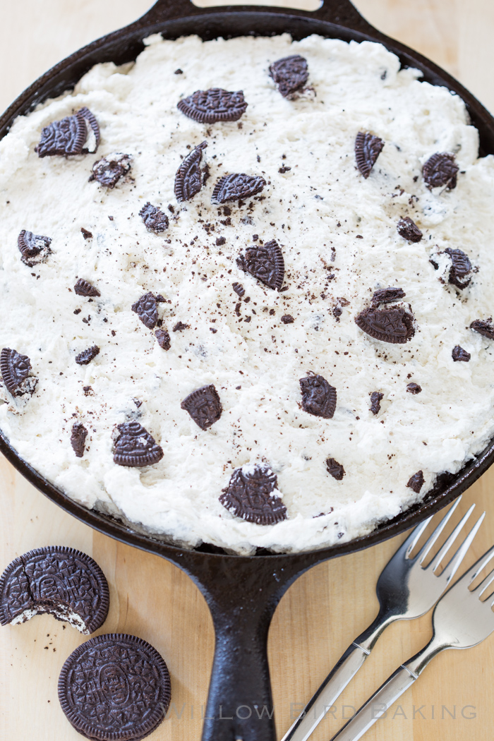 Ultimate Tres Leches Cookies and Cream Cake