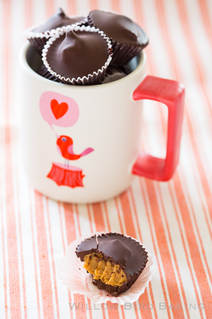 Chocolate Peanut Butter Cups (Low-Carb, Gluten-Free)