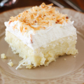 Coconut Cream Pie Bars